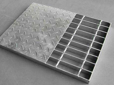 Compound Steel Grating