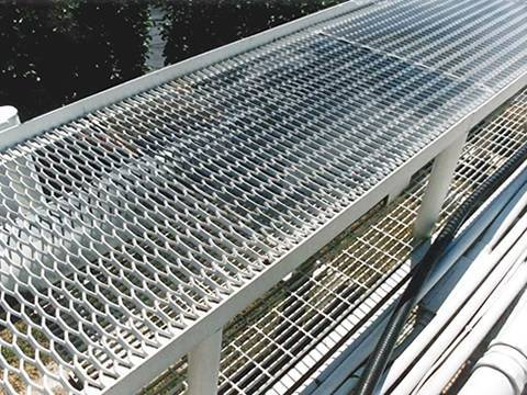 Steel Bar Grating Catalog Types Materials Features