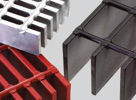 heavy duty welded steel grating- low carbon steel